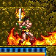 Rastan Saga (Arcade)