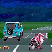 Riding Hero (Arcade)