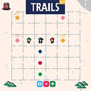 Trail Puzzle Game