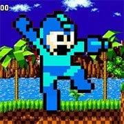 Mega Man – The Hedgehog Trap