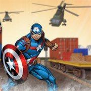 Shield Strike – Captain America