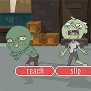 Typing Zombie Shooter