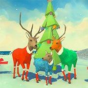Deer Simulator Christmas