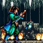 Lightning Swords / Ken-Go (Arcade)