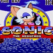 Rouge the Bat in Sonic 1