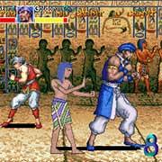 Arabian Fight (Arcade)