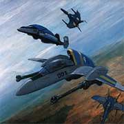 Earth Joker – U.N. Defense Force