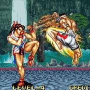 Karnov's Revenge (Arcade)