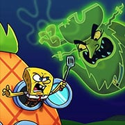 Revenge of the Flying Dutchman: SpongeBob