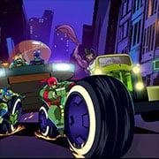 Road Riot: TMNT