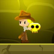Lara and the Skull Gold