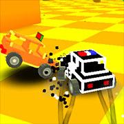 Blocky Demolition Derby