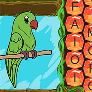 Crazy Candy Parrot