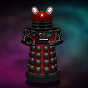Doctor Who Dalek Hack