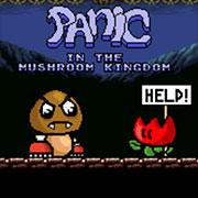 Panic in the Mushroom Kingdom