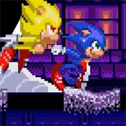 Movie Sonic in Sonic 3
