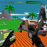 Vehicle Wars Multiplayer