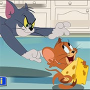Cheese Swipe: Tom and Jerry